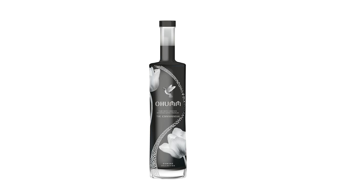 Ohumm Gin- The Connoisseur
