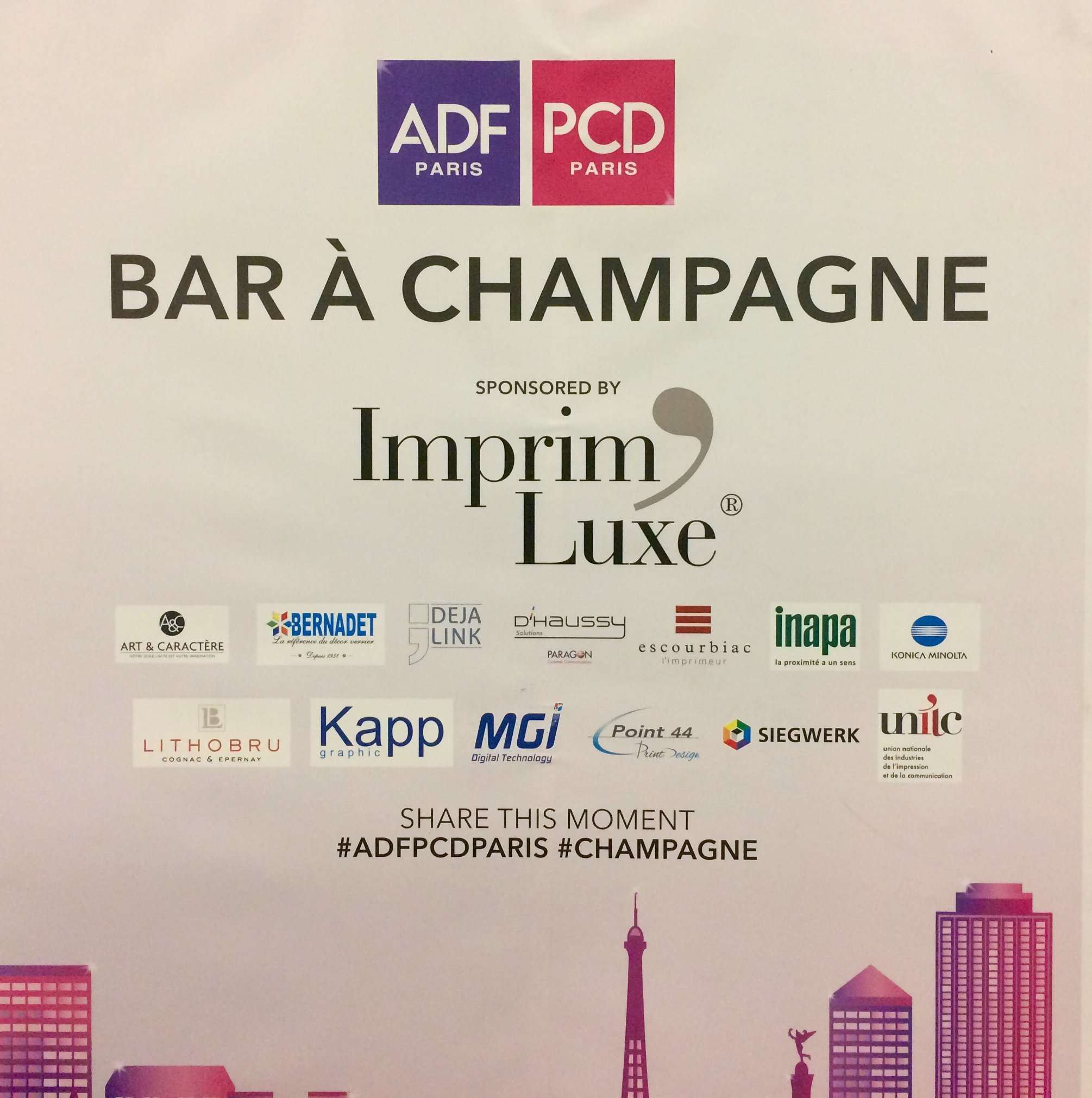Exposant sur PCD Paris 2019
